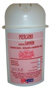 Mercano sprch.šampon s ichthamolu a mandl.oleje ph 5,5 250ml