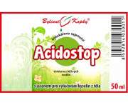 Acidostop kapky (tinktura) 50ml